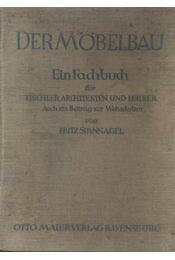 Der Möbelbau - Régikönyvek