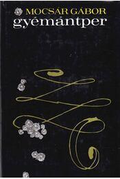 Gyémántper - Mocsár Gábor - Régikönyvek