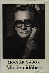 Minden időben - Mocsár Gábor - Régikönyvek