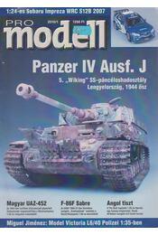 Pro Modell 2010/1. szám - Rácz Róbert (főszerk.) - Régikönyvek
