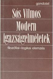 Modern igazságelméletek - Régikönyvek