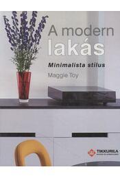 A modern lakás - Régikönyvek
