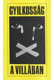Gyilkosság a villában - Moldován Tamás - Régikönyvek