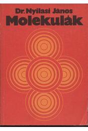 Molekulák - Régikönyvek