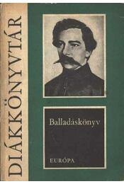Balladáskönyv - Molnár József - Régikönyvek