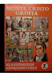 Monte Cristo grófja - Régikönyvek