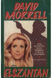 Elszántan - Morrell, David - Régikönyvek