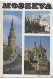 Moszkva - Régikönyvek