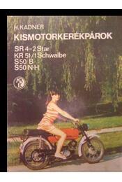 Kismotorkerékpárok - Régikönyvek