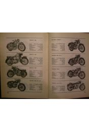 A motorkerékpár - Régikönyvek