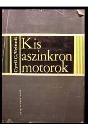 Kis aszinkron motorok - Régikönyvek