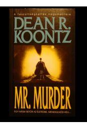 Mr. Murder - Régikönyvek