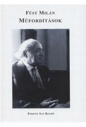 Műfordítások - Régikönyvek