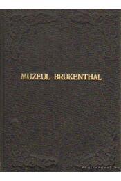 Museum Brukenthal - Régikönyvek