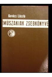 Műszakiak Zsebkönyve - Régikönyvek