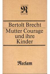 Mutter Courage und ihre Kinder - Régikönyvek