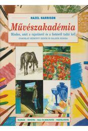 Művészakadémia - Régikönyvek