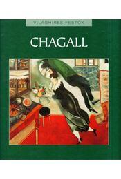 Marc Chagall - Nagy Mézes Rita - Régikönyvek