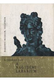 A nagydémi lararium - Régikönyvek