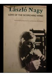 Love of the scorching wind - Régikönyvek