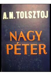 Nagy Péter I-II. - Régikönyvek