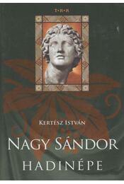Nagy Sándor hadinépe - Régikönyvek
