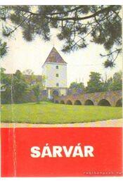 Sárvár - Naszádos István Dr. - Régikönyvek
