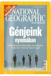 National Geographic Magyarország 2006. március - Régikönyvek