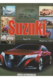 Suzuki (aláírt) - Négyesi Pál - Régikönyvek