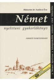 Német nyelvtani gyakorlókönyv - Régikönyvek