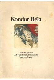 Kondor Béla - Németh Lajos - Régikönyvek