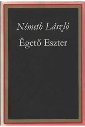 Égető Eszter - Németh László - Régikönyvek