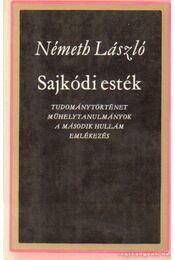 Sajkódi esték - Németh László - Régikönyvek