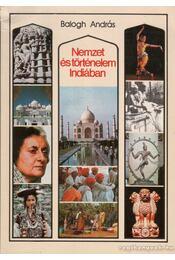 Nemzet és történelem Indiában - Régikönyvek