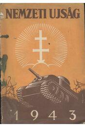 Nemzeti Ujság 1943 - Régikönyvek