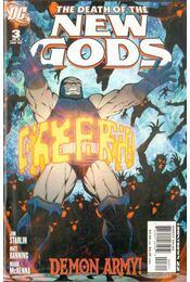 Death of the New Gods 3. - Starlin, Jim, Banning, Matt - Régikönyvek
