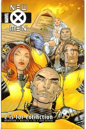 New X-Men Vol. 1: E is for Extinction - Régikönyvek