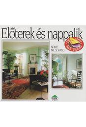 Előterek és nappalik - Niesewand, Nonie - Régikönyvek