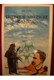 Friedrich Nietzsche filozófiája - Régikönyvek
