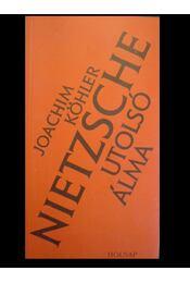 Nietzsche utolsó álma - Régikönyvek