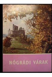 Nógrádi várak - Régikönyvek