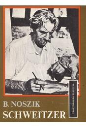 Schweitzer - Noszik, Borisz Mihajlovics - Régikönyvek