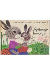 Nyúlanyó húsvétja - Régikönyvek