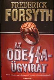 Az Odessa-ügyirat - Régikönyvek