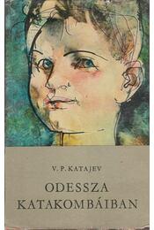 Odessza katakombáiban - Régikönyvek