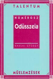 Homérosz: Odüsszeia - Régikönyvek