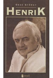 Henrik - Odze György - Régikönyvek