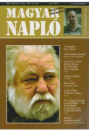 Magyar Napló XIX. évf. 12. szám - Oláh János - Régikönyvek