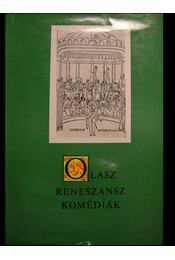 Olasz reneszánsz komédiák - Régikönyvek