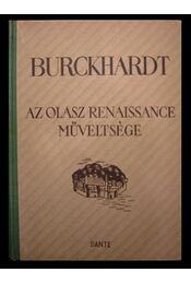 Az olasz renaissance műveltsége - Régikönyvek